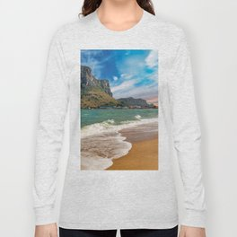 Ao Noi beach Thailand Long Sleeve T-shirt