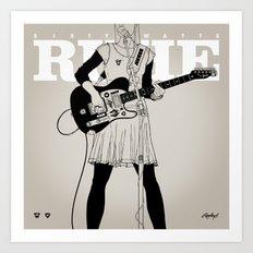 PRINT Nº015 Art Print