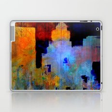 An autumn in Central Park Laptop & iPad Skin