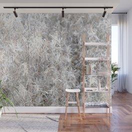Fireweed Fluff Wall Mural