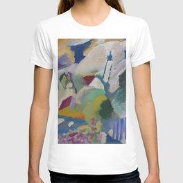 Wassily Kandinsky - Murnau mit Kirche I T-shirt