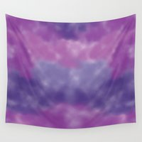 returns Wall Tapestries featuring Once Upon A Time - Magic Returns by Daniel Bevis