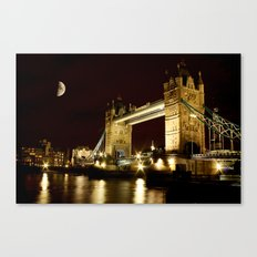 Tower Bridge, London, England Canvas Print