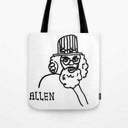 Allen Tote Bag