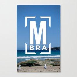 MBRA Canvas Print