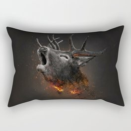 XTINCT x Elk Rectangular Pillow