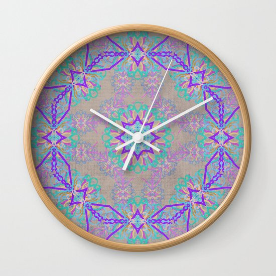 Dancer 3 Wall Clock