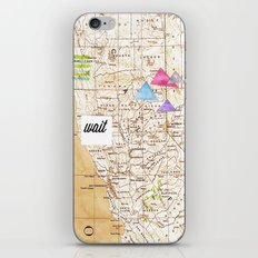 they don't love you like i love you deux iPhone & iPod Skin