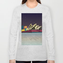 City Sydney Long Sleeve T-shirt