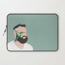 > small bird Laptop Sleeve