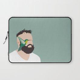 > small bird Laptop Sleeve