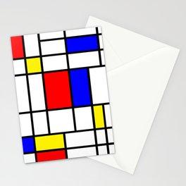 Mondrian #64 Stationery Cards