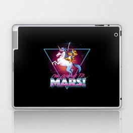 I'm Going To Mars! Laptop & iPad Skin