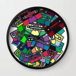 Music Binds Souls Wall Clock