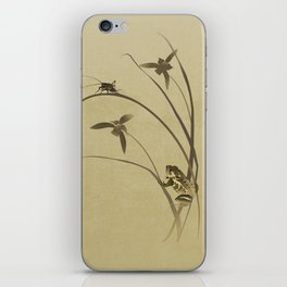 Orchid Sonata iPhone Skin