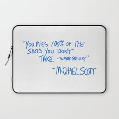 The Office Quote Laptop Sleeve