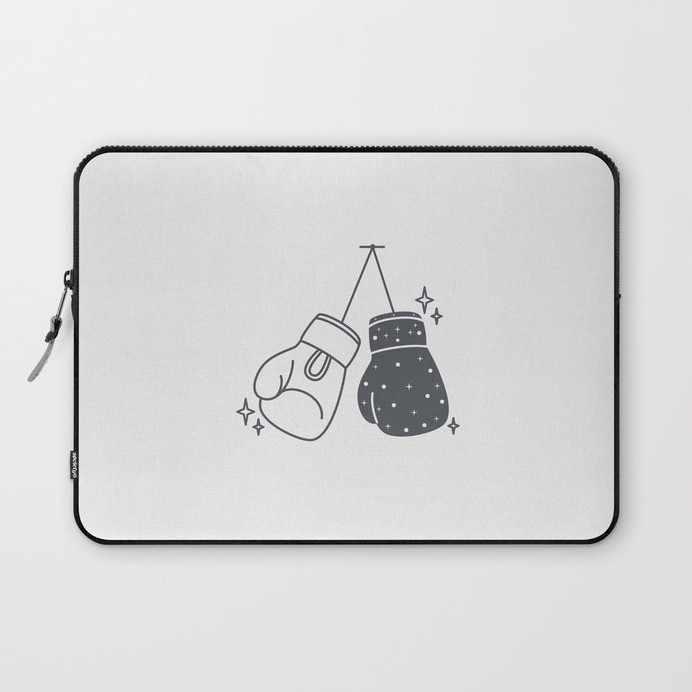 Boxing Gloves Night And Day Laptop Sleeve LSV8557888