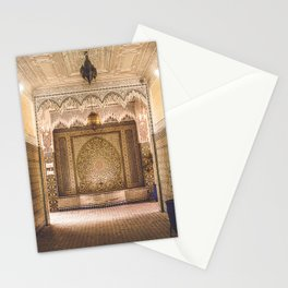 Marrakech Artisan Palace Stationery Cards
