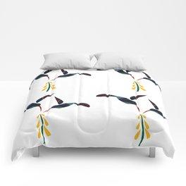 Humming Birds Comforters