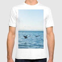 Flying Flock T-shirt