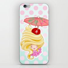 Doll faced Dole whip iPhone & iPod Skin