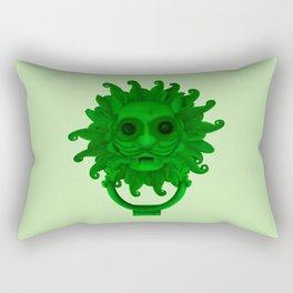 Sanctuary Knocker Rectangular Pillow