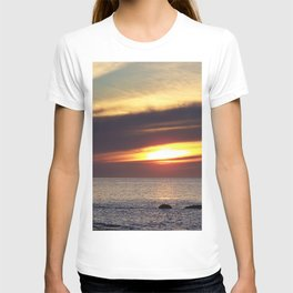 Serenity and the Sea T-shirt