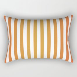 Stripes in Summer Soltice Rectangular Pillow