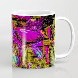 Tropic Abstract Coffee Mug