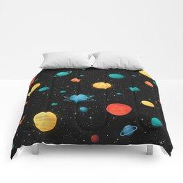 Seamless fantasy pattern Comforters