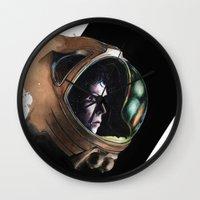 ripley Wall Clocks featuring Ripley by maxandr
