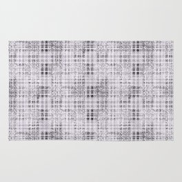 Classical gray cell. Rug