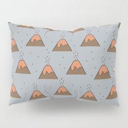 Volcano Pattern #2 Pillow Sham