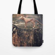 The Last Thylacine Tote Bag