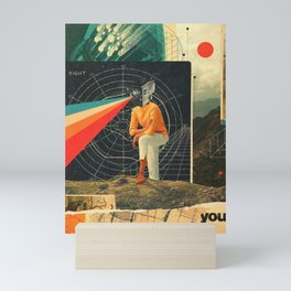 You Can make it Right Mini Art Print