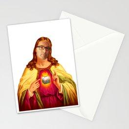 Jeff Our Saviour Stationery Cards