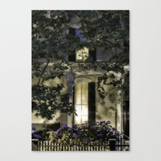 Languor Canvas Print