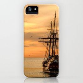 Set Sail iPhone Case