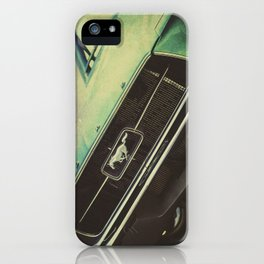 Galaxy Mustang iPhone Case