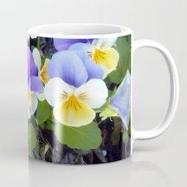 Pensée Coffee Mug