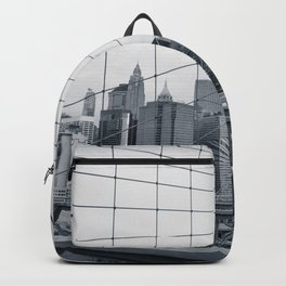 The Bridge And The City Backpack