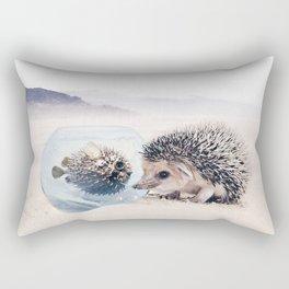 Unconditional Love II Rectangular Pillow
