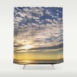 Beach at Port Franks, Ontario Shower Curtain