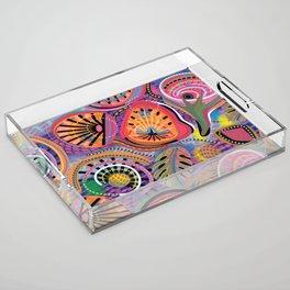 Biology of Bliss Acrylic Tray
