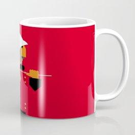 The man who would be king Coffee Mug