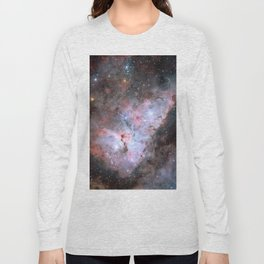 Stars in Space Astronomy Art Long Sleeve T-shirt