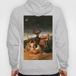 The Sabbath of witches - Goya Hoody