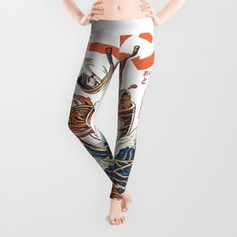 The Great Ramen Leggings