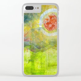22 Degrees Clear iPhone Case