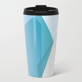 Crystal Peaks Travel Mug